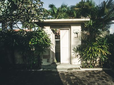 Photo for 💓 of Canggu private & peaceful villa close to the beach