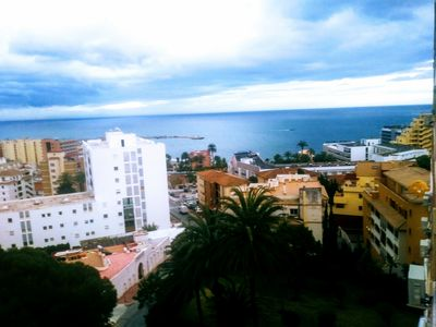 Photo for APARTMENT WITH PANORAMIC VIEWS TO THE SEA AND THE MOUNTAIN