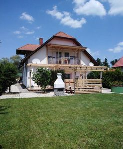 Photo for Holiday apartment Balatonmáriafürdõ for 1 - 2 persons with 1 bedroom - Holiday house