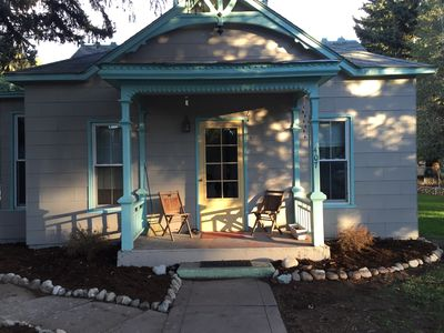 Photo for Downtown Historic Victorian Getaway, Charming And Quaint With Wifi