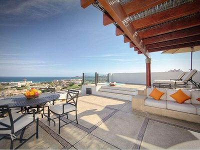 Photo for Ocean View Family-Friendly Penthouse near Golf w/ Free WiFi, Tennis & Pool