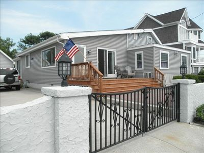 Photo for Very Nice Bayfront Home-Amazing Sunsets- One August week open!!!