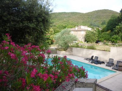 Photo for Large gite in the southern Cévennes