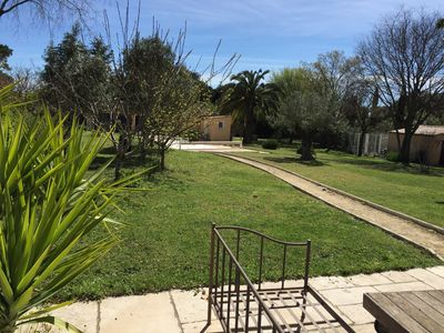 Photo for Exceptional villa Montpellier between city and sea
