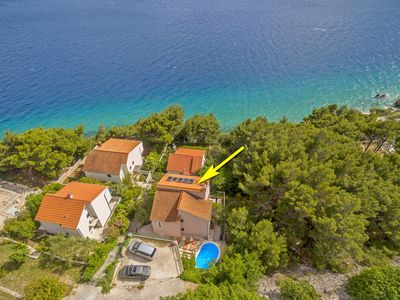 Photo for Apartment Ivan, (14988), Medići, Omis riviera, Croatia