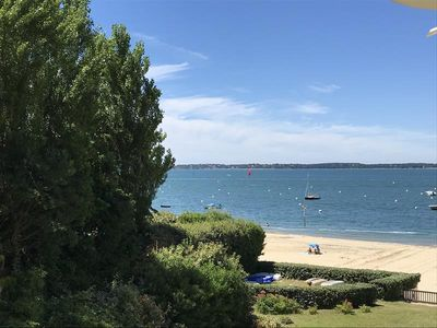 Photo for ARCACHON PEREIRE APARTMENT SEA VIEW FOR TWO PEOPLE