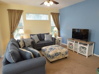 Photo for Close to Disney! Close to Orlando! Close to Margaritaville! Heated pool
