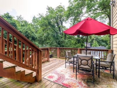Photo for Charming Atlanta Loft in West Side w/Deck & Yard!