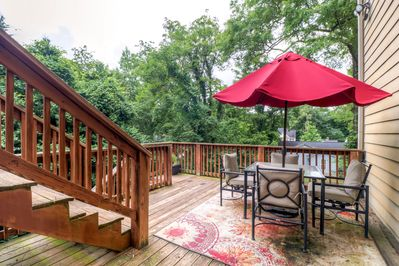 You'll never want to leave this Atlanta vacation rental apartment!