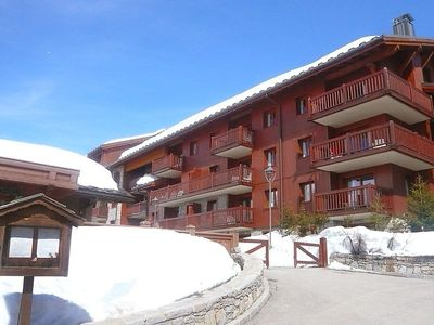 Photo for Apartment 253 m from the center of Tignes with Parking, Internet, Washing machine, Balcony (112111)