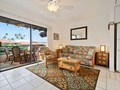 Photo for 1 BR Kona Escape w/ Small Private Beach, Lanai, Shared Pool