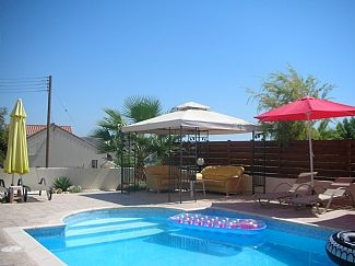 Photo for Villa with Private Pool and Panoramic View to Pissouri Village