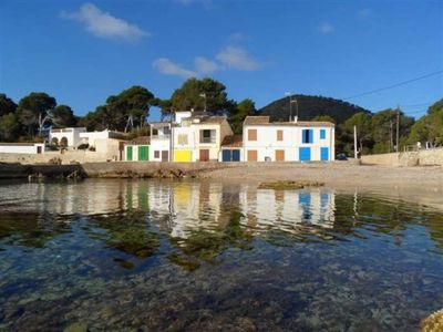 Photo for S'ESCAR- Romantic Fisherman's House bathed by the sea. Satellite TV. 8 pax. Sea views -68921-
