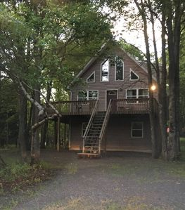 Photo for Beautiful Chalet in the Poconos