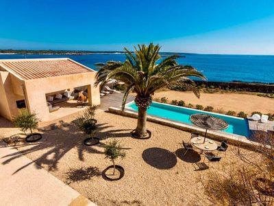 Photo for Holiday house Colonia de Sant Jordi for 1 - 3 people with 1 bedroom - Holiday home