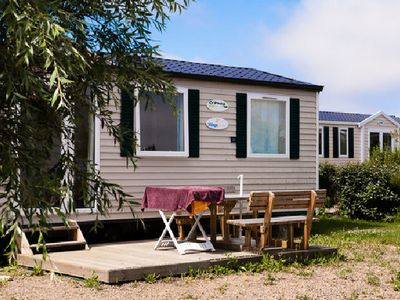Photo for Camping Les Almadies **** - Mobil-home Classic 3 Rooms 4 People