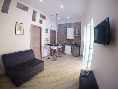 Photo for New and comfortable apartment in the center of Naples