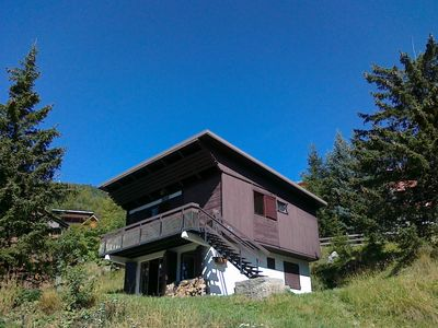 Photo for Family chalet Orcières views and exceptional location