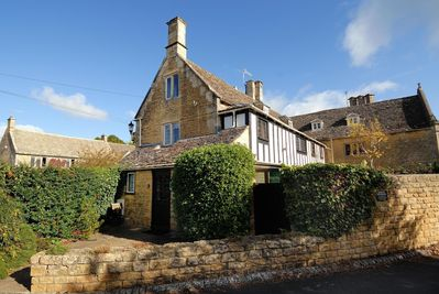 Cloisters Cottage in Bourton-on-the-Water.