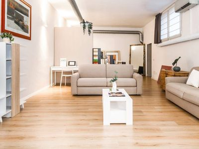 Photo for Vico Loft apartment in Centro Storico with WiFi & air conditioning.