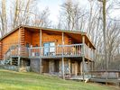 4BR House Vacation Rental in Dry Fork, West Virginia