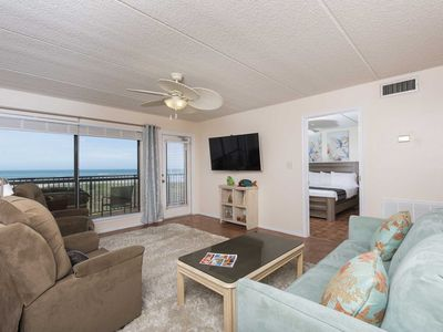 Photo for Saida II 302 - Beachfront Condo, Great Views from Balcony, Oceanfront Pools & Hot Tubs
