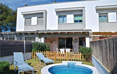 Photo for 3 bedroom accommodation in Can Picafort