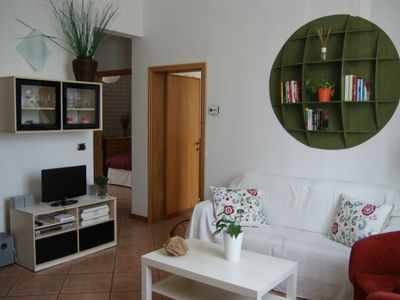 Photo for Lovely apartment close to Boboli Gardens
