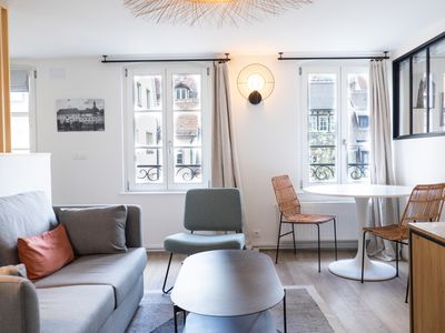 Photo for 29 rue de Vieil Hôpital - Apartment for 4 people in Strasbourg