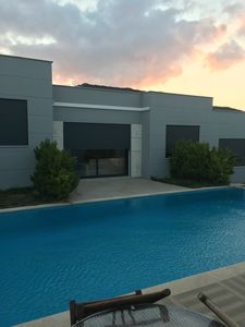 Photo for Alacati;1 + 1, Pool, Garden and Tranquility.