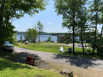 Photo for Renovated Lodge with Gorgeous Lake  Views