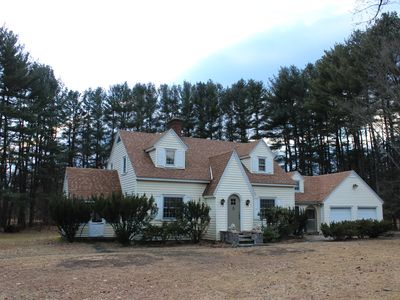 Photo for 4 Bedroom House Close to UMass/Amherst, Historic Deerfield & Yankee Candle