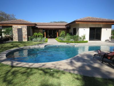 Photo for New! Spacious Villa with Private Pool in H. Pinilla - Fabulous for families!