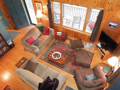 Photo for Charming Private Vacation Home - 15 Minutes to Sunday River