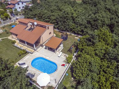 Photo for Luxury experience in Villa Lucia with heated pool