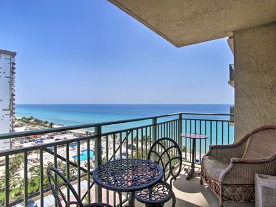 Photo for NEW! Expansive Resort Condo on Hallandale Beach!