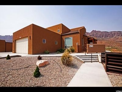 Photo for 3BR Condo Vacation Rental in Moab, Utah