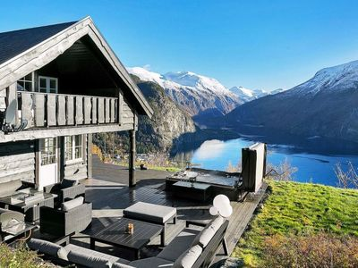 Photo for Vacation home Lingås in Valldal - 8 persons, 5 bedrooms