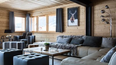 Photo for Chalet Planards 2 - Luxurious newly built chalet in a beautiful residential area