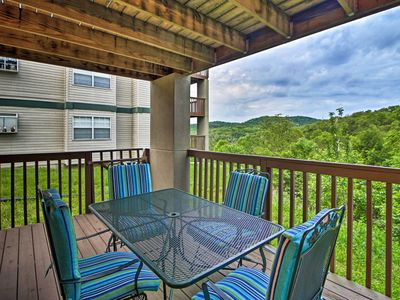 Photo for NEW! Branson Condo - 2 Mi to Silver Dollar City!