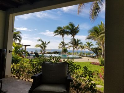 Photo for TBB 2102-Three Bedrooms Three Baths Ground Level Ocean Front