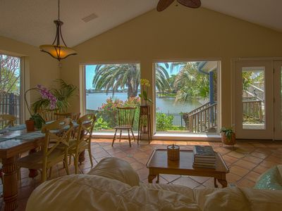 Photo for Lakefront Home with Central Location