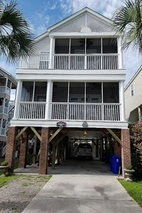 Photo for Beautiful Spacious Beachouse, 300' from Ocean. Private Pool.