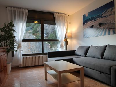 Photo for 1BR Apartment Vacation Rental in Ransol, Canillo