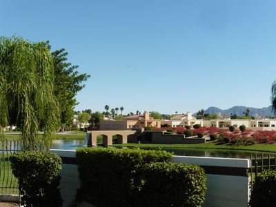 Photo for Palm Springs Area Home 2Bed,2Bath,Den, Pool, Tennis, Quiet Central Location