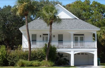 Photo for Tranquility House- 1205 Butler- Private Pool - 1 Block to the Beach-NEW LISTING