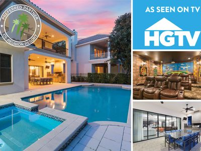 Photo for Ultimate Vacation Home Winner | 9 Bed Home Featured In HGTV`s House Hunters