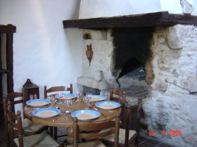 traditional bread oven