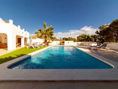 Photo for Heavenly - Luxury family villa for 10 guests - Great discounts for June, July and August for remaini