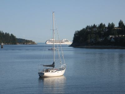 Photo for 1BR House Vacation Rental in Gibsons, BC